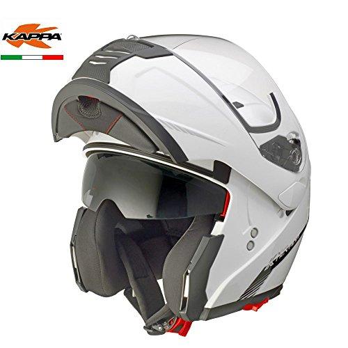 Givi HKKV25BB91060 Modular Casco Kv25 Nevada, Color Blanco, Talla L/60