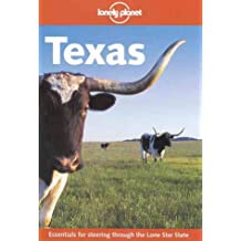 Lonely Planet Texas (1st ed)