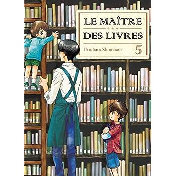 Le maître des livres T05 (05)