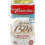 francine Farine de blé - ( Prix Unitaire ) - Envoi Rapide Et Soignée