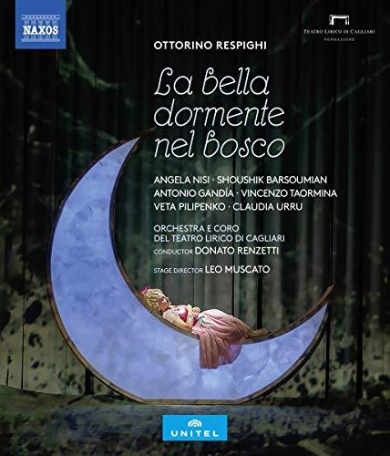 La Bella Dormente Nel Bosco [Blu-Ray]