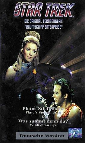 Star Trek - Raumschiff Enterprise 35: Platos Stiefkinder/Was summt denn da? [VHS]