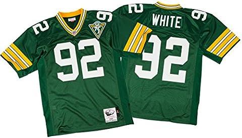 Reggie White Green Bay Packers Mitchell & Ness Authentic 1993