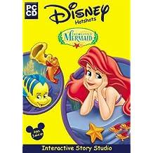 Disney Hotshots - Little Mermaid Storybook