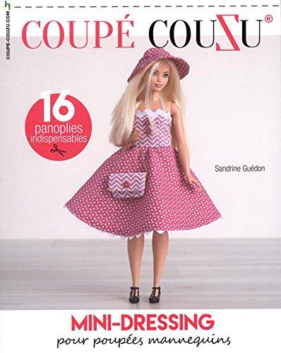 Mini-dressing pour poupées mannequins