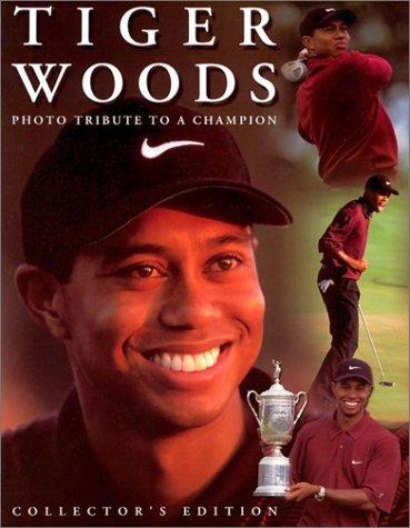 Tiger Woods: Photo Tribute to a Champion por Brian Spurlock