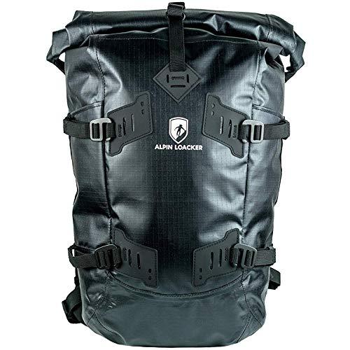 ALPIN LOACKER | Wasserdichter Rucksack mit Rolltop | Daypack | Wanderrucksack für Sport, Outdoor und Camping