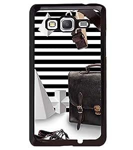 Printvisa Closet Pic Back Case Cover for Samsung Galaxy Core Prime G360