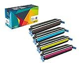 Do it Wiser ® 4 Kompatible Toner CE400A für HP 507 Laserjet Enterprise 500 Color M551 M551n M551dn M551xh MFP M570 M570dn M570dw M575 M575c M575f M575dn | CE400X CE401A CE402A CE403A