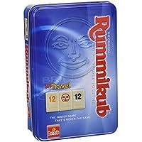 Goliath Juego Rummikub de viaje en caja metálica (50105212)