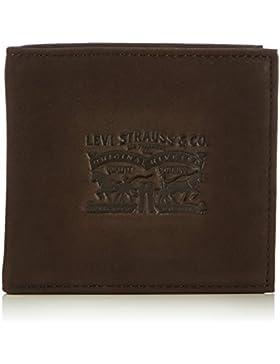 Levi's Vintage Two Horse Bifold Vertical Coin Wallet, Monedero Unisex Adulto, 2x10x11 cm (W x H x L)