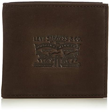 Levi's 222539 4, Porte-cartes d'identité - Marron (29), Taille Unique