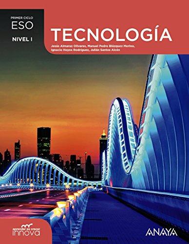 Tecnología. Nivel I. (Aprender es crecer innova) - 9788467851021 por Manuel Pedro Blázquez Merino