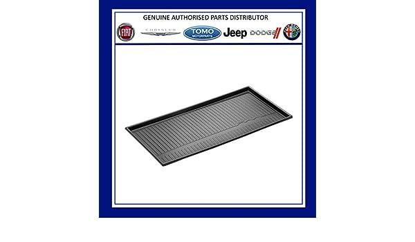 ilTappetoAuto/® rigum900675/Tapis de Voiture sur Mesure en Caoutchouc v/éritable inodore Noir
