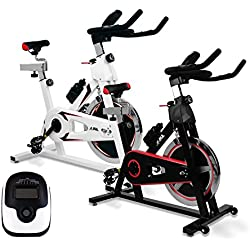 JLL IC300 Indoor Cycling Exercise Bike,