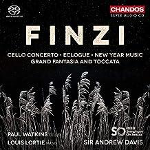 Finzi: Cello Concerto, Op. 40 [Paul Watkins; Louis Lortie; BBC Symphony; Sir Andrew Davis] [Chandos: CHSA 5214]