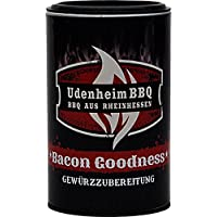 UDE doméstica Rub Bacon Goodness para BBQ 350 gr