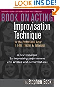 #10: Book on Acting: Improvisation Techniques for the Professional Actor in Film, Theater & Television