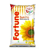 #5: Fortune Sunlite Refined Sunflower Oil, 1L