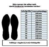 Modische Kinder Mädchen Sandaletten Sandalen mit Strass Leder Innensohle M352ws Weiß 34 - 4