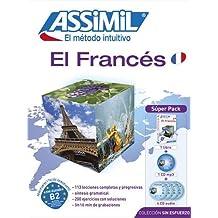 Francés Superpack (Libro+1 mp3+4CD) (Senza sforzo)