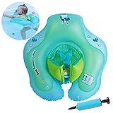 GLinUK Baby Schwimmring - Aufblasbare Schwimmhilfe Baby Float für Kleinkinder Frei Pumpe B1013 XL 2-6 Jahre 13-22kg