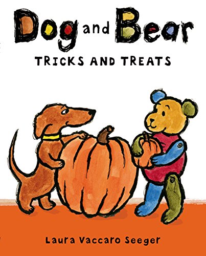 Dog and Bear: Tricks and Treats (Dog and Bear Series) (English Edition)