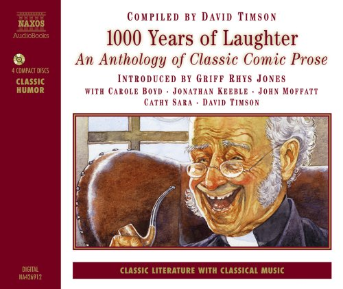 1000 Years of Laughter. An Anthology of Classic Comic Prose