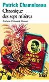 Chronique DES Sept Miseres/Paroles De Djobeurs (Folio)