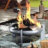 Hotlegs - Feuerstelle - Edelstahl - Ø 67 cm - Artepuro
