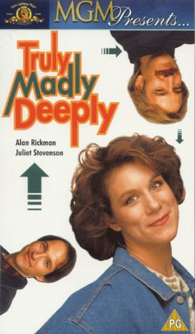 Image of Truly Madly Deeply [VHS] [1990]