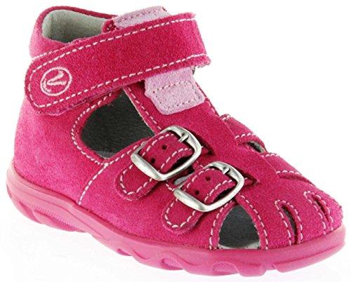 Richter Sandale, Groesse 23, pink