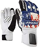 Ziener GRISS RACE Handschuh 2017 usa/vista blue, 8.5