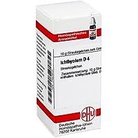 ICHTHYOLUM D 4 Globuli 10 g Globuli preisvergleich bei billige-tabletten.eu