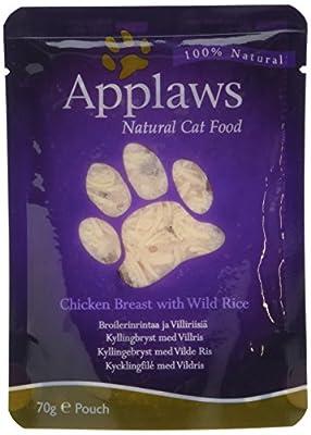 Applaws Chicken and Pumpkin Pouch 12 x 70 g