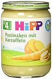 HiPP Pastinaken mit Kartoffeln, 6er Pack (6 x 190 g) (Bild: Amazon.de)