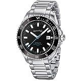 Eberhard & Co Men's Scafograf 300 43mm Steel Bracelet Automatic Watch 41034.2