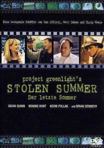 Stolen Summer - Der letzte Sommer
