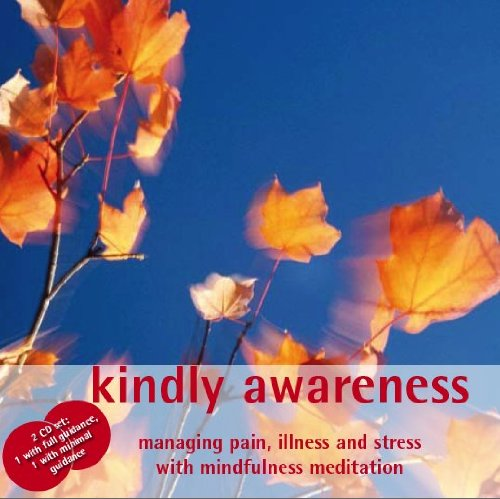 Kindly Awareness 2 CD set - Managing pain, illness and stress with mindfulness meditation (2nd edition)