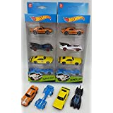 Siddhi Vinayak™ Push And Go Diecast Hot Wheels Metal Car Set Pack Of 4 Cars For Kids /Boys Age 3+