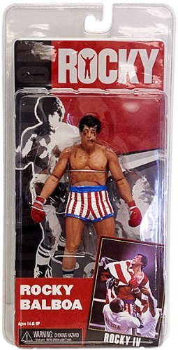 Rocky Balboa (Sylvester Stallone) Figur Bloody ()