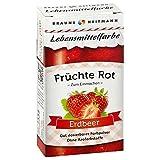 Brauns - Heitmann Früchte - Rot Erdbeeren Lebensmittelfarbe