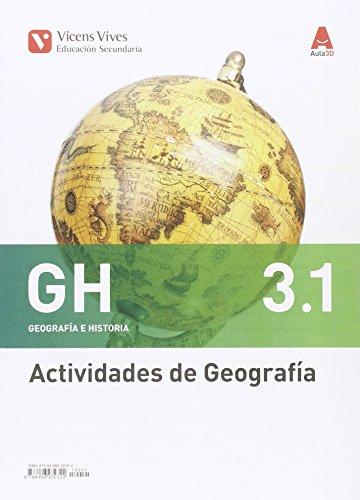 GH 3 VALENCIA ACTIVIDADES (GEOGRAFIA) AULA 3D: 000002 - 9788468235974