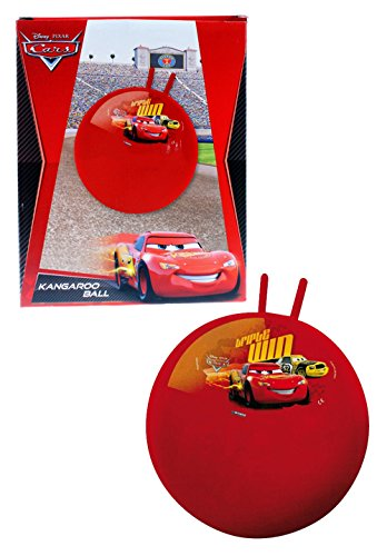 Mondo Disney Pixar Cars - Pelota para saltar
