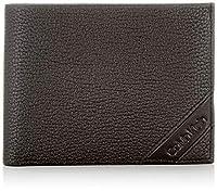 Calvin Klein Pebble 5CC Coin BlackDati:o Materiale: 100% pelleo Dimensioni: Larghezza circa 12,5 cm, altezza circa 10 cm, profondità circa 2 cmo Colore: Nero (Black)o Fabbricante: Calvin Klein