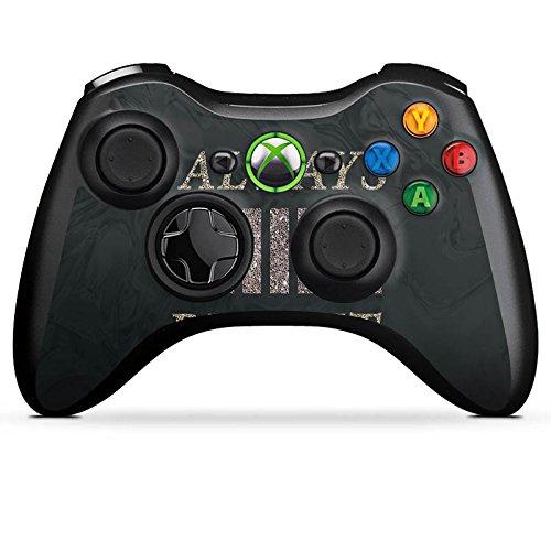 Glitter Brille - DeinDesign Microsoft Xbox 360 Controller Folie