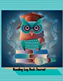 Reading Log Book Journal: Read Log for Kids, Children, Teacher Adults, Reading log gift for book lovers, World Literacy Day, Happy World Book Day 100 ... x 11 Inches: Volume 4 (Book Reading Lover)