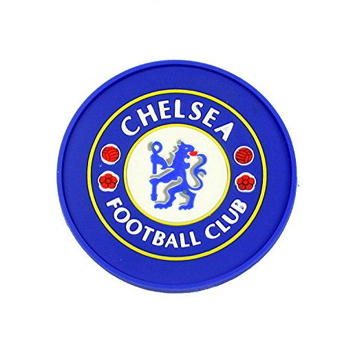Chelsea Fußball Club Silikon PVC Untersetzer Tasse Matte Drink Tisch-Sets Toyota Ipod