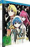 Magi - The Labyrinth of Magic - Box 4 [Blu-ray]