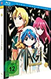 Magi - The Labyrinth of Magic - Box 4 [Blu-ray]
